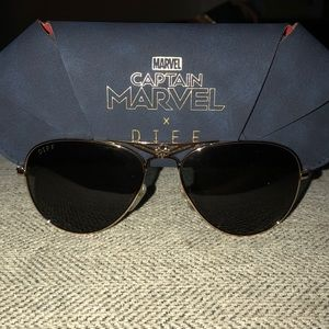 Captain Marvel Aviators